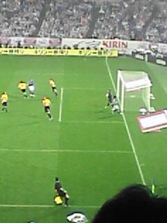 キリンカップ2006