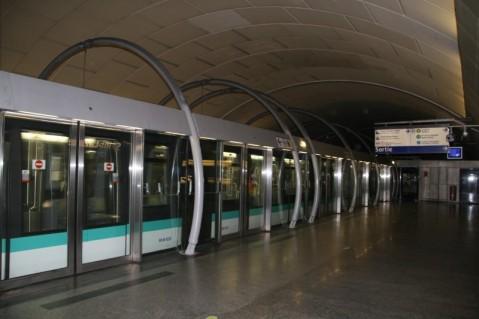 パリ(Paris)の地下鉄(その2)