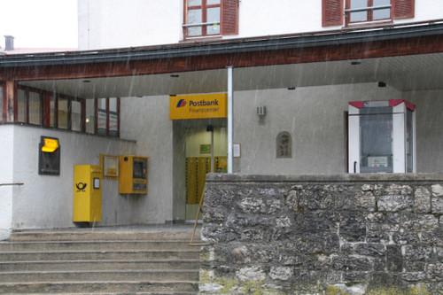 フュッセン(Fusen)の郵便局