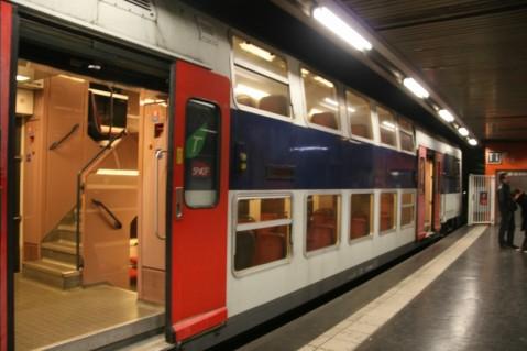 近郊電車(Paris)